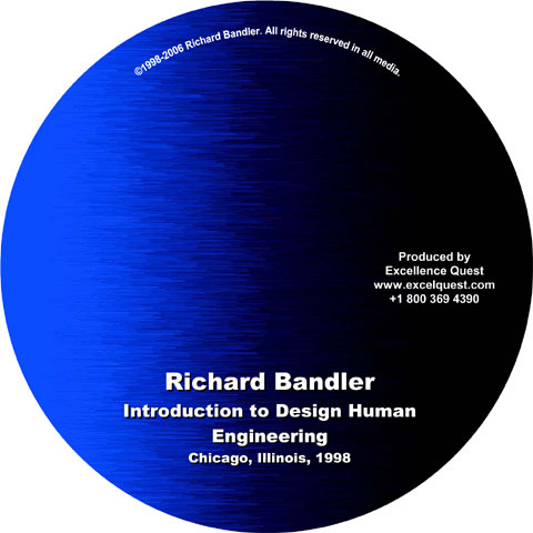 Richard Bandler's Introduction to DHE® MP3